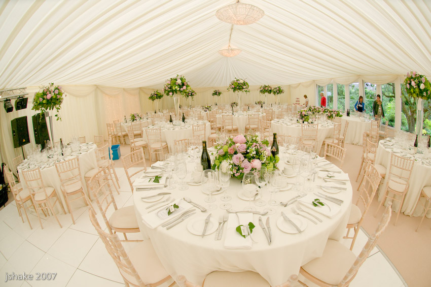 Marquee Suppliers : North Down Marquees